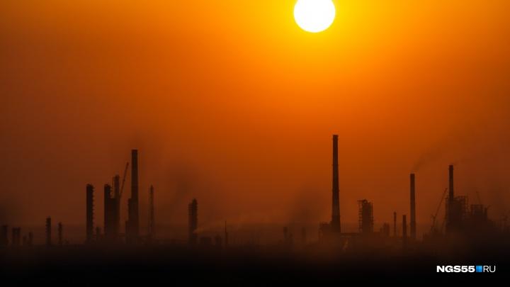 Глава экомониторинга о сегодняшних выбросах: «Это влияние северо-западной промышленной площадки»