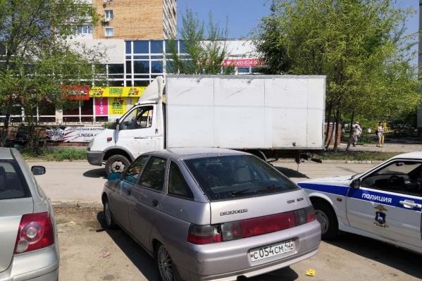 Водитель машины в момент аварии был трезв