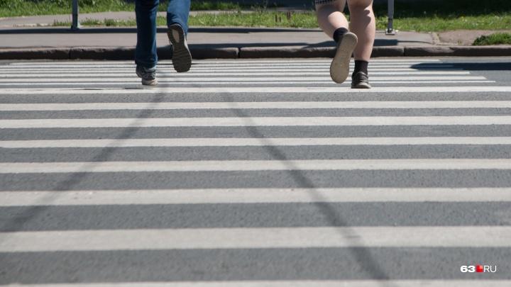 Суд обязал мэрию Самары установить в городе светофор и знаки для пешеходов