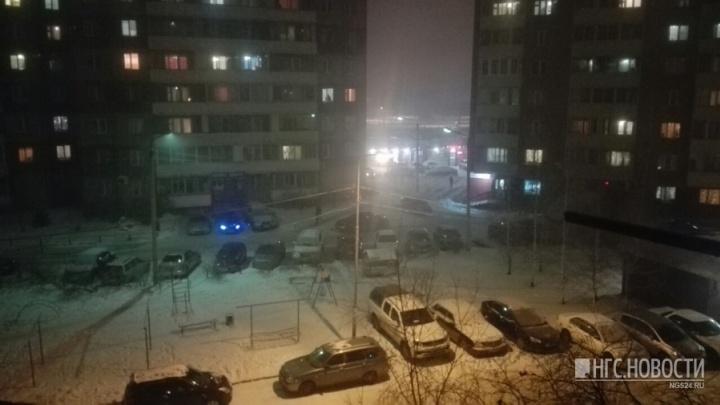 «Красноярск— газовая камера»: активисты сравнили красноярские пейзажи в день с выбросами и без