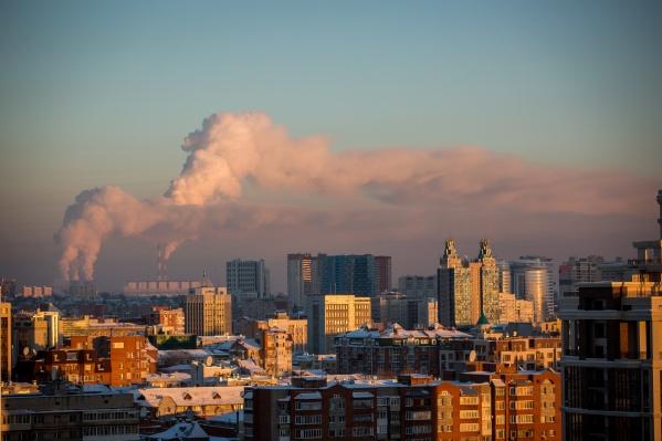 В ближайшую ночь температура в Новосибирске опустится до –35 градусов, а в пригороде до –42