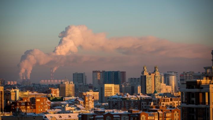 Потепления не ждите: арктический антициклон несёт в Новосибирск новые морозы