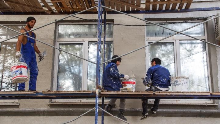 «Будет бежевым»: училище олимпийского резерва в Волгограде дождалось большого ремонта