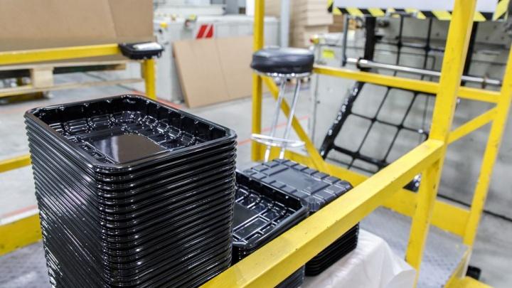 «Рассекречено»: уникальные кадры с крупнейшего производства упаковки «Силд Эйр Каустик»