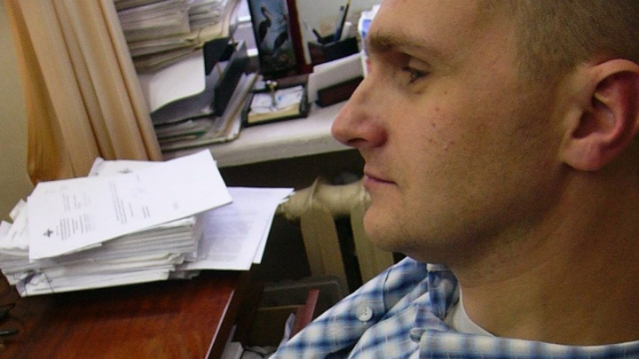 Взятка с вымогательством: в Архангельске задержали полицейского за получение 3,5 миллиона рублей