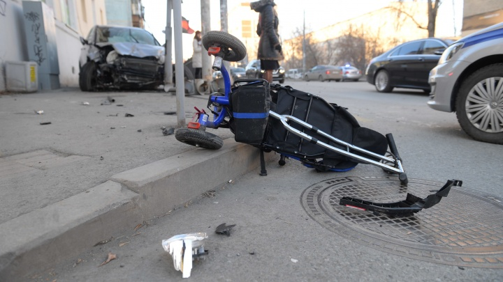 «Пострадал только головной мозг»: отец малыша, которого сбили на Фурманова, — о состоянии сына