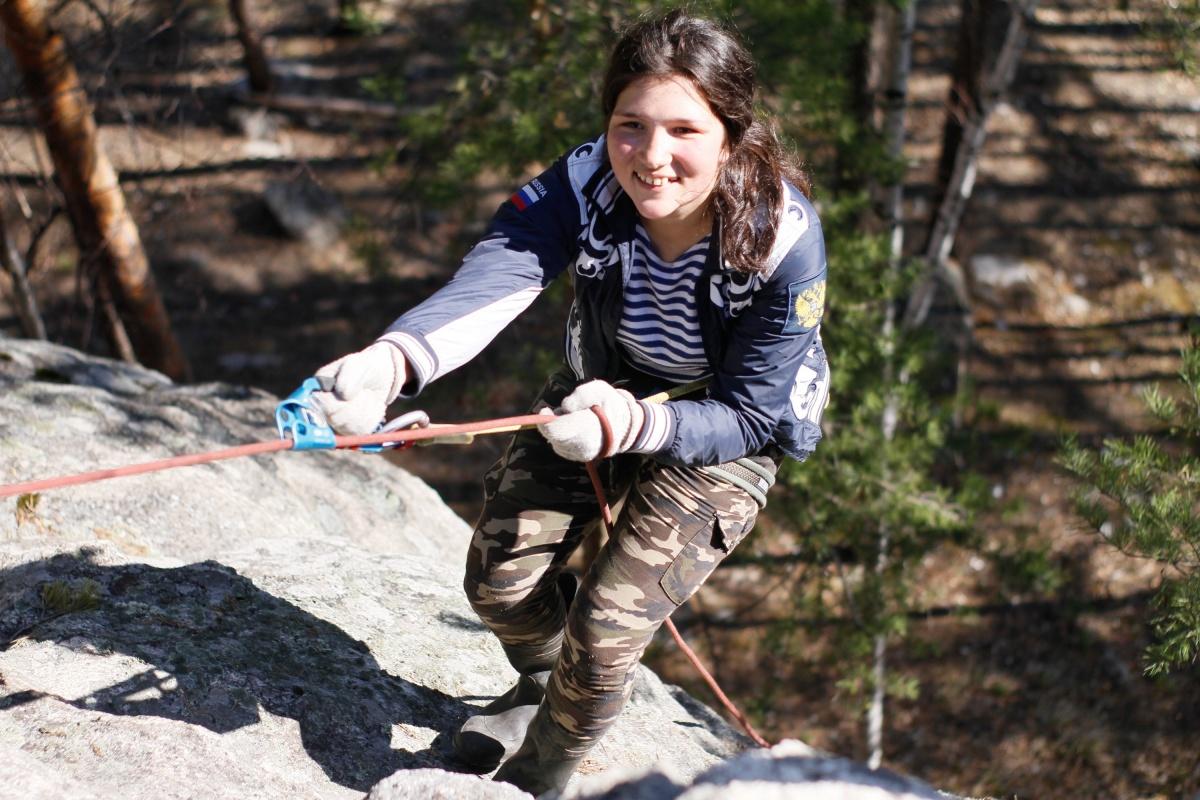 Уральские горы покоряются даже самым юным