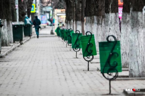 Ростовские власти хотят найти компанию, которая будет убирать улицы, сразу на три года