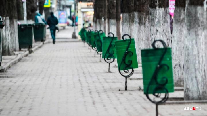 Госзакупку по уборке улиц Ростова на 6,7 млрд рублей проверит ФАС