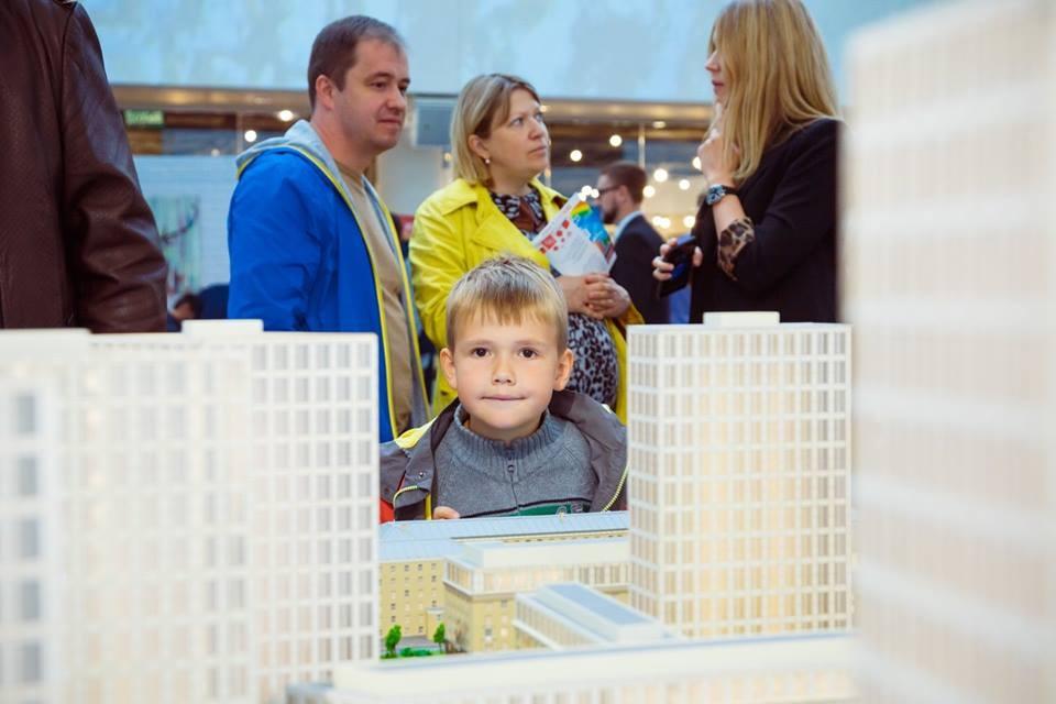 15 декабря в Ельцин Центре пройдет выставка недвижимости и ремонта Домофест