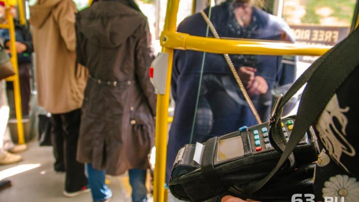 Самарским дачникам разрешили платить социальной картой за проезд еще на двух маршрутах
