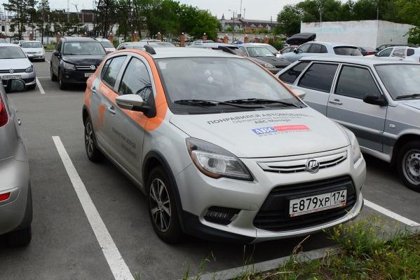 В челябинском каршеринге используются автомобили Lifan. Для аренды нужно установить на смартфон приложение, что предполагает подписание договора с компанией