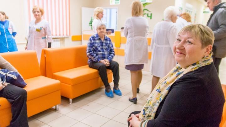 Инфоматы и оранжевые диваны: как «оцифровали» районные поликлиники в Самаре?