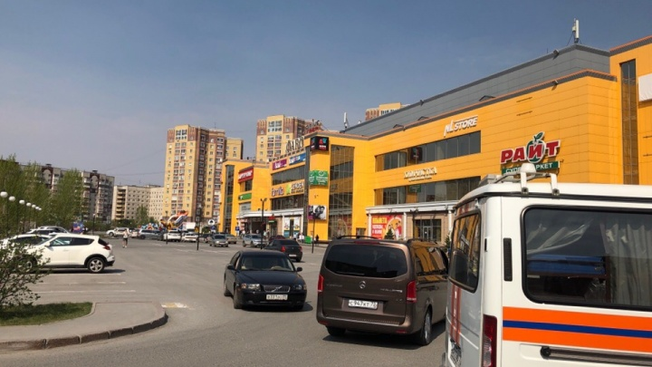 Из-за первой волны «минирования» торговых центров в Тюмени завели уголовное дело