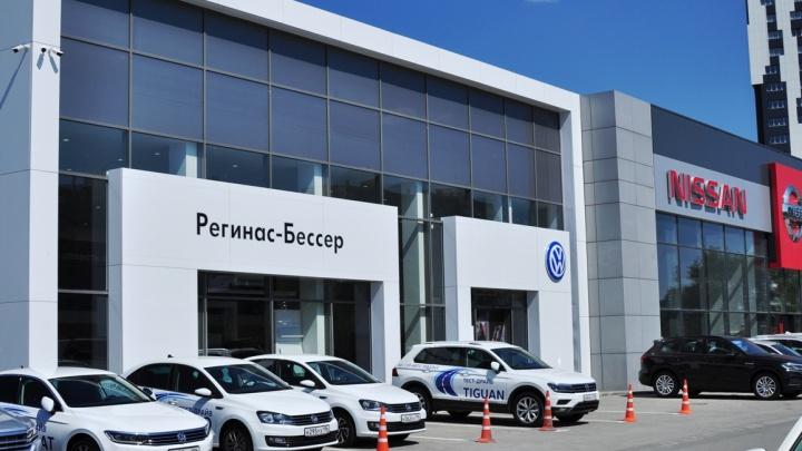 Настоящий прорыв для Екатеринбурга: на ЖБИ открылся первый цифровой автосалон Volkswagen