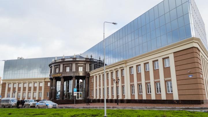 Новое здание «ЛУКОЙЛа» на Разгуляе: рассказываем, как оно выглядит изнутри и кто там работает