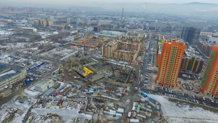 Как живётся в Свердловском районе?