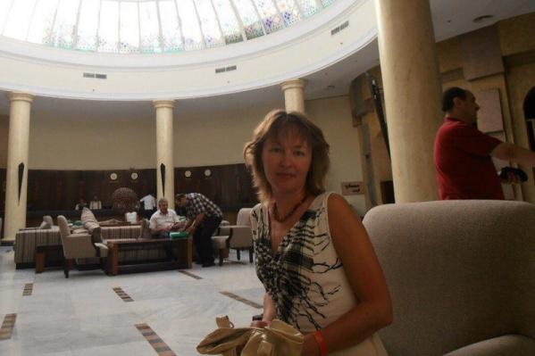 Светлана любила путешествовать в одиночку