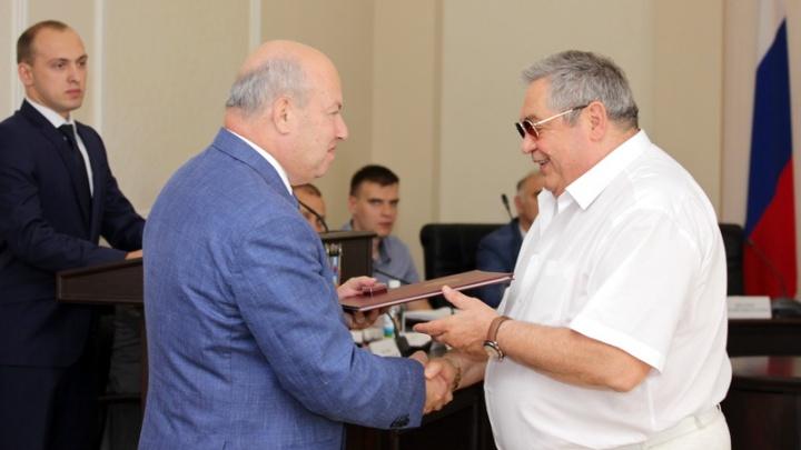 Член ЦИК РФ Василий Лихачев оценил готовность Донского края к сентябрьским выборам