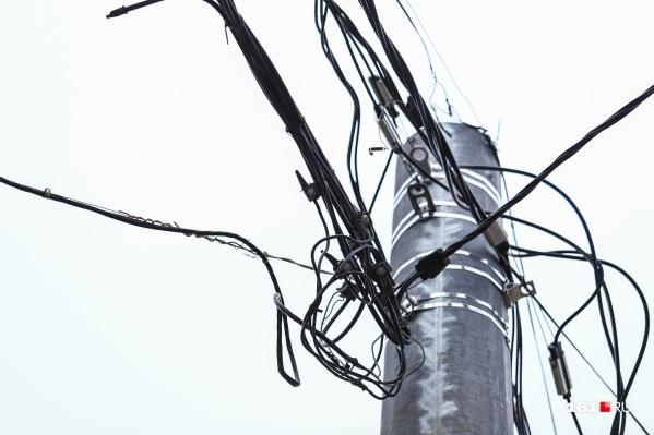 На ночь подачу электроэнергии будут возобновлять
