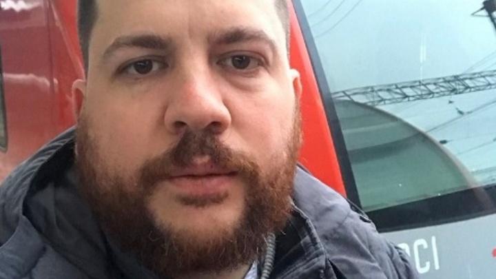 Соратника Навального Леонида Волкова арестовали на месяц в Нижнем Новгороде