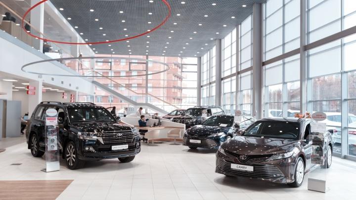 Навстречу приключениям вместе с Toyota: предложение для любителей активного отдыха
