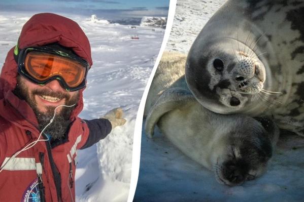 Любовь к окружающему миру и своей работе делают полярного врача счастливым