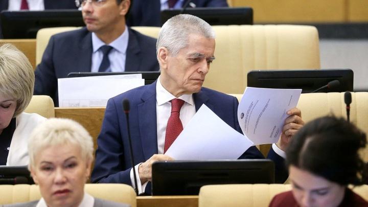 «У нас перестали воспитывать мужчин»: Геннадий Онищенко высказался о скандале в пермской гимназии