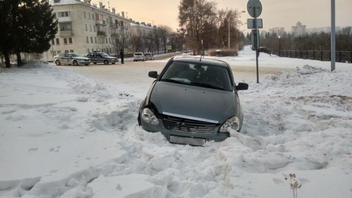 «Машину выбросило на газон»: в ДТП с пьяным водителем пострадал ребенок