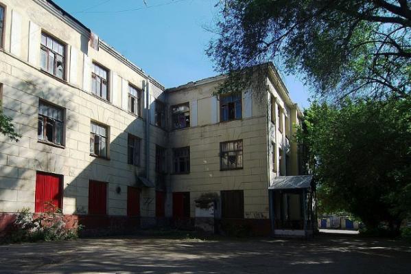Здание на Советской Армии построили 80 лет назад