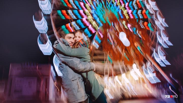 Как начинается любовь? 72.RU ищет необычные истории знакомств