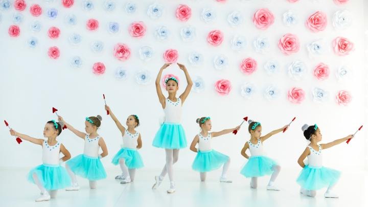 Омский хореограф развеяла мифы о детском балете