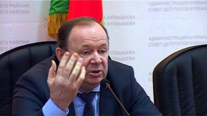 Путин наградил орденом бывшего депутата Заксобрания Новосибирской области
