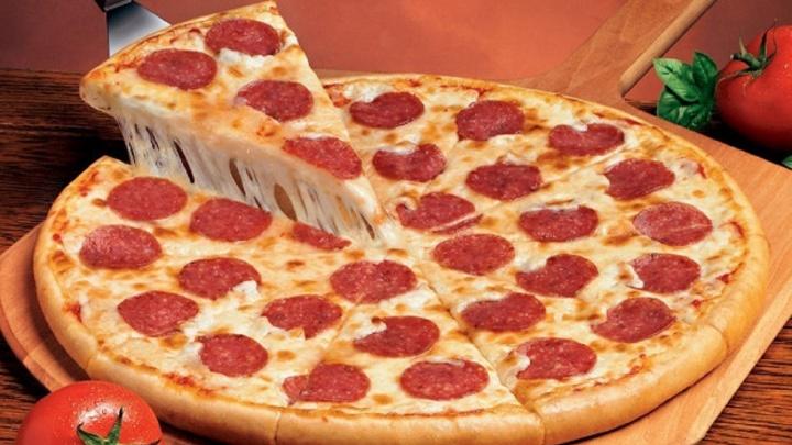 Умным новосибирцам привезут бесплатную пиццу