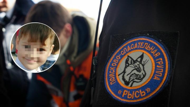 «Приехали 15 человек»: 8-летнего школьника, пропавшего в Ленинском районе, нашли за пару часов