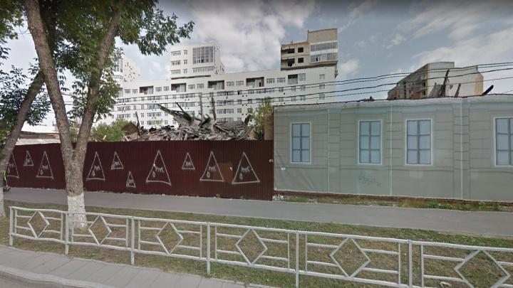 Высотка на руинах старой Самары: на Ленинской — Маяковского разрешили строить многоэтажку