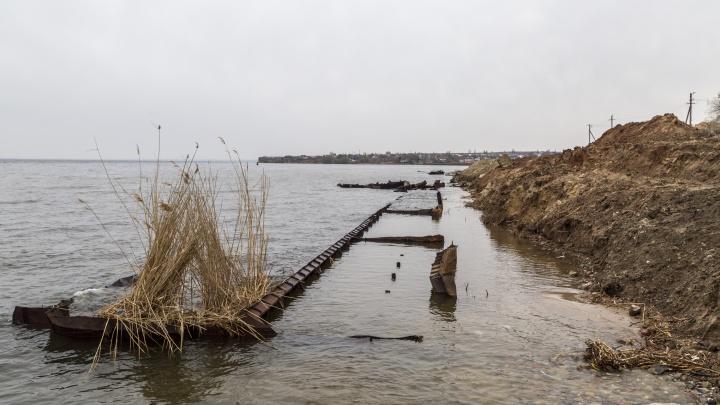 Берегоукрепление приняли за свалку: Росприроднадзор требовал 13 миллионов с садоводов Волжского