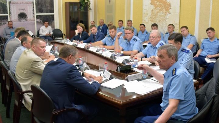 Мэру Омска Оксане Фадиной вынесли предостережение из-за обманутых дольщиков