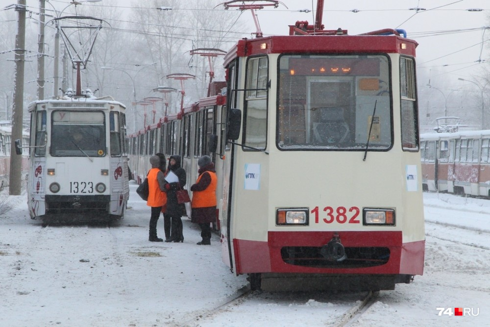 В следующем году движение трамваев хотят скорректировать и вернуть на исторический маршрут