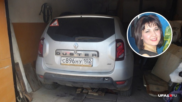 Прорыв в деле Луизы Хайруллиной: в Башкирии нашли машину, на которой якобы скрылась подозреваемая