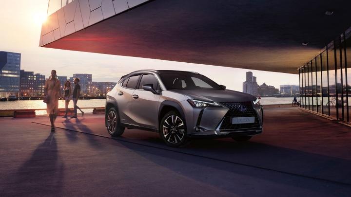 Lexus назвал цены на свой самый дешёвый внедорожник