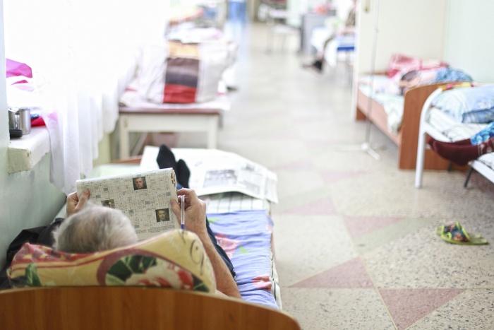 Новосибирские пациенты с гриппом попали в больницы, но сейчас их состояние в норме