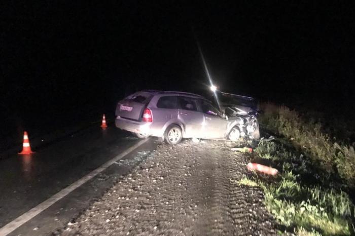 Водители обоих автомобилей пытались избежать столкновения, но у них не получилось