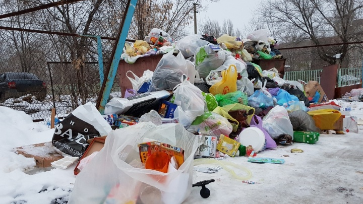 Волгоград превратился в большую мусорку: V1.RU составляет народную карту дворовых свалок