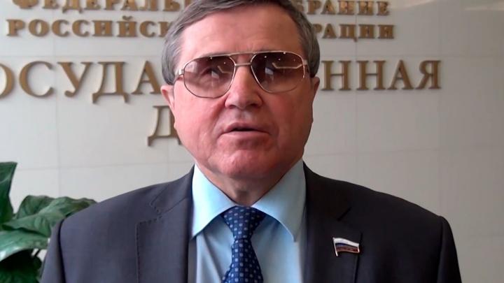 Олег Смолин рассказал о первом заседании рабочей группы, которая будет менять Конституцию