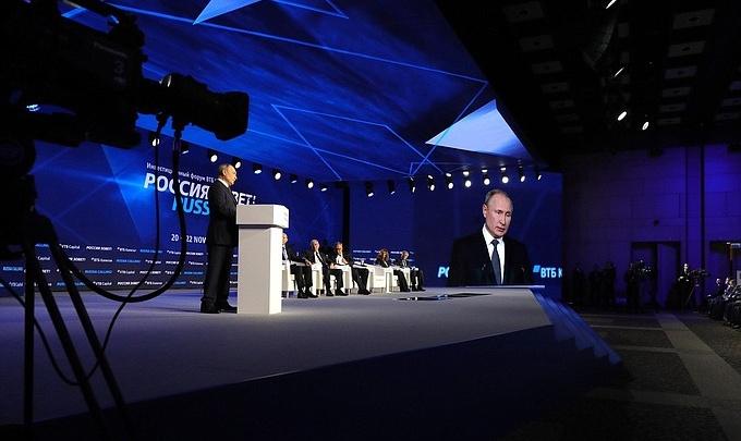Владимир Путин назвал переход части пакета акций «Башнефти» республике справедливой