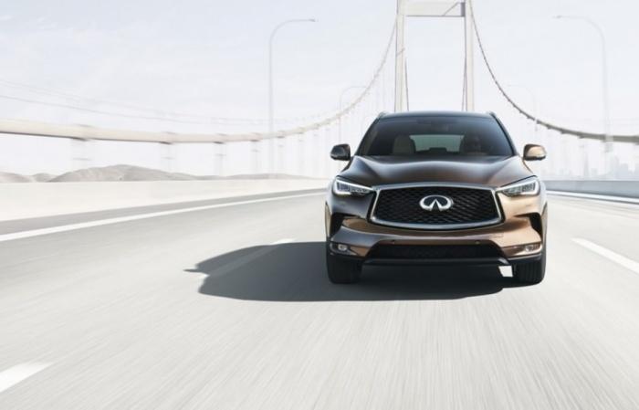 INFINITY QX50 2019 модельного года — уже в «ЦС-Моторс»