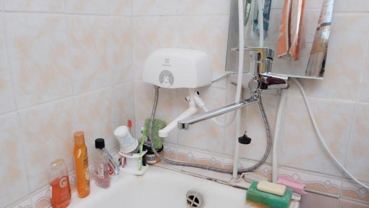 В Перми увеличили жёсткость водопроводной воды