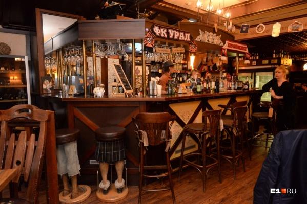 Пивной ресторан закрылся в октябре прошлого года