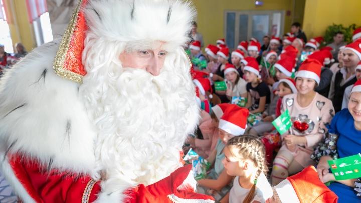 Страховой Дом ВСК защитил Деда Мороза от непредвиденных ситуаций в путешествии